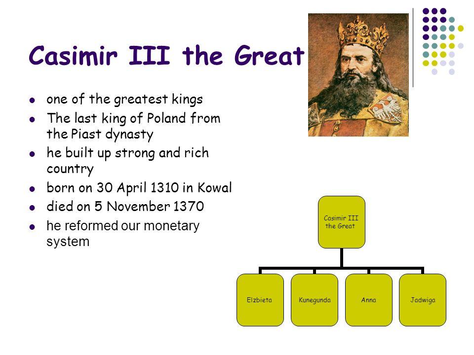 Poland between 1033-1370