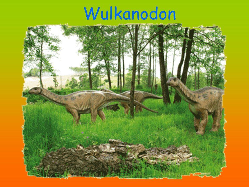 Wulkanodon
