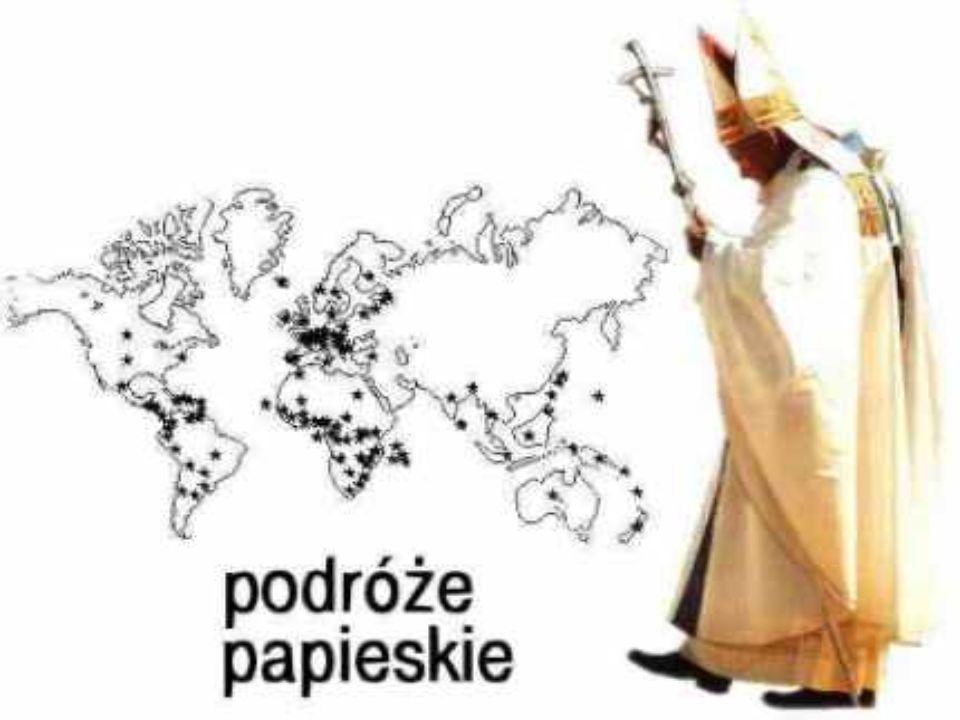 Biografia, czyli nie od razu został papieżem...Biografia, czyli nie od razu został papieżem... Papież pielgrzym Watykan Złote myśli Ojca Świętego