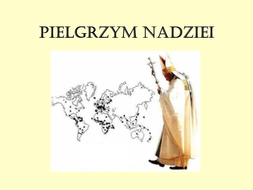 2001 - 2004 23- 27. VI.2001 – podró ż apostolska na Ukrain ę 22 – 27.