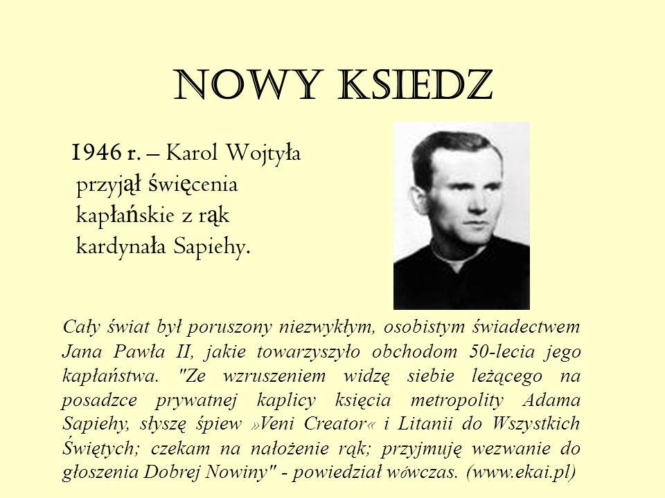 18.V.1920 We wtorek, 18.V.1920 w Wadowicach, przy ul.