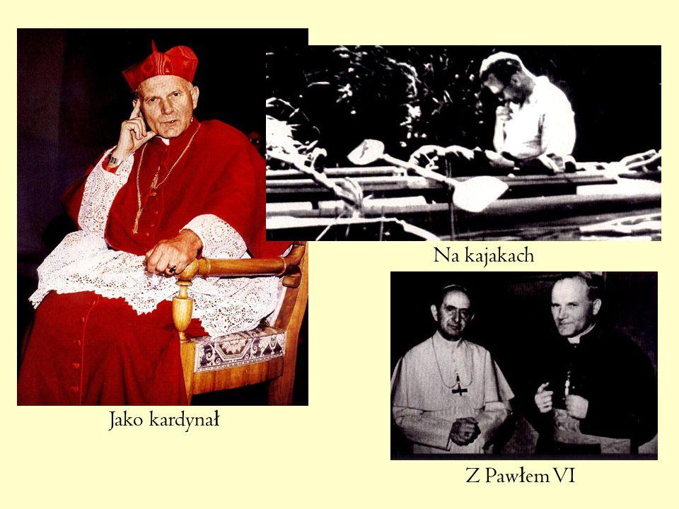 BISKUP Maj ą c 38 lat zosta ł biskupem pomocniczym Krakowa.