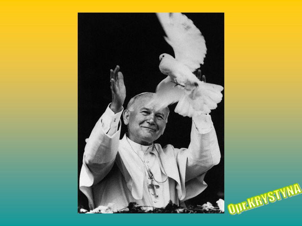 PROSTY – SKROMNY – WIELKI – MĄDRY Mieliśmy to szczęście żyć równolegle z naszym rodakiem Papieżem Polakiem. Historyczne to czasy dla każdego były, za
