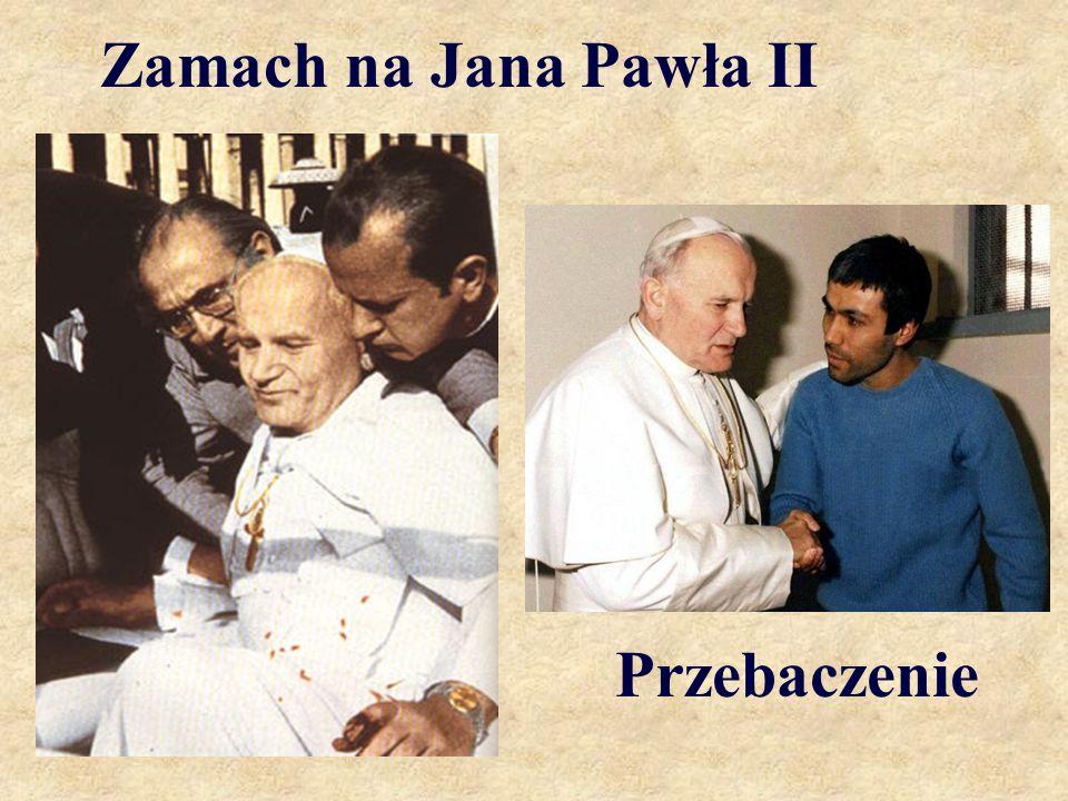 Zamach na Jana Pawła II Przebaczenie