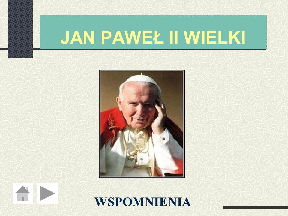 Dzieciństwo Młodość Lata kapłańskie Na stolicy świętego Piotra Ostatnie rekolekcje z Janem Pawłem II Wszystkim chcę wam powiedzieć...