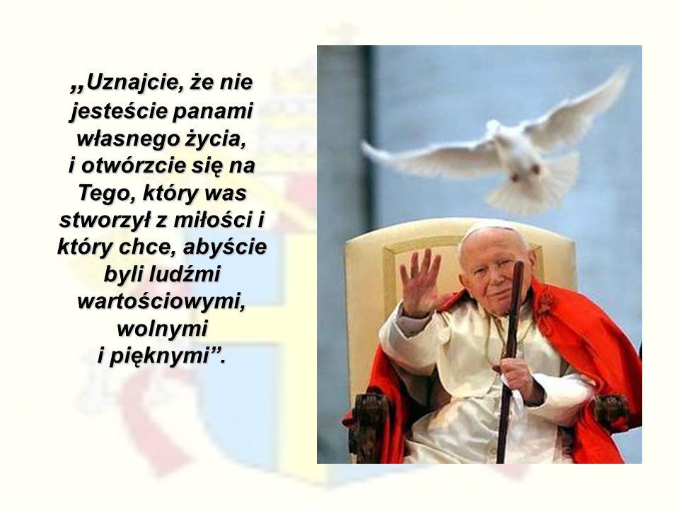 Jaka jest miara serca ludzkiego, skoro napełnić je może tylko Bóg, Duch Święty.
