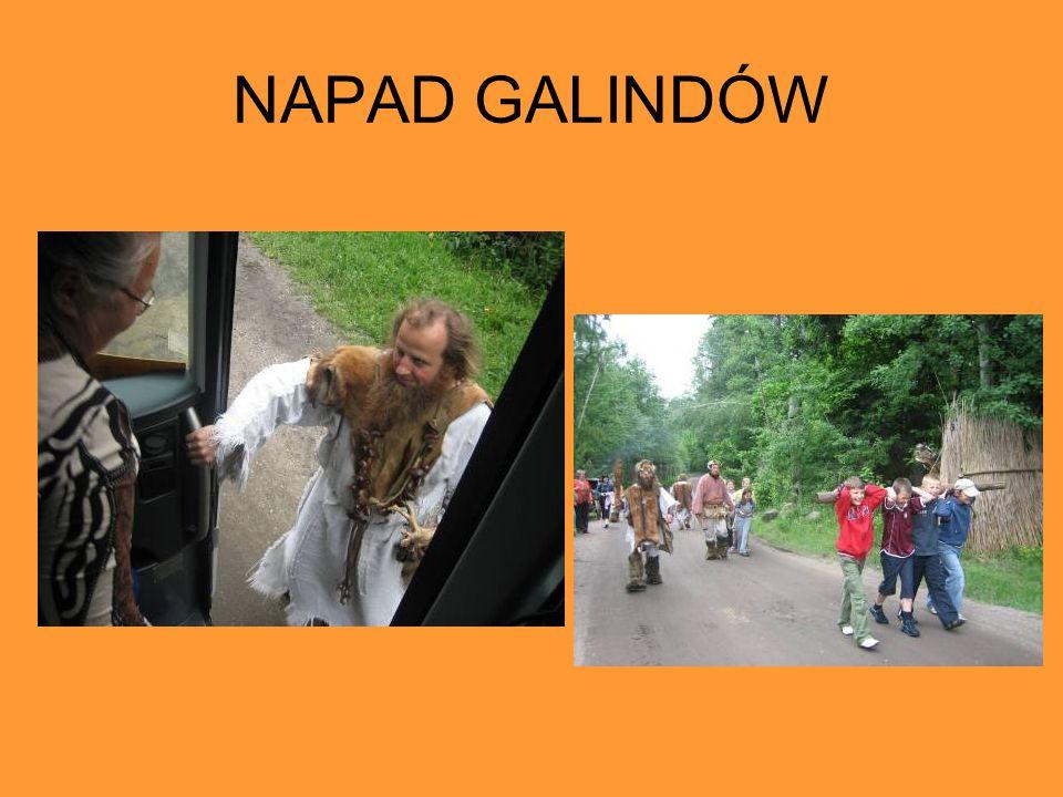 NAPAD GALINDÓW