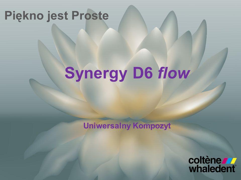 Synergy D6 flow Uniwersalny Kompozyt Piękno jest Proste