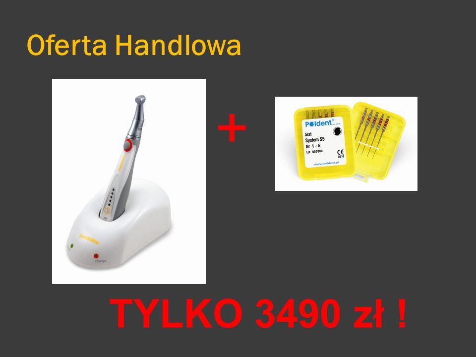 Oferta Handlowa TYLKO 3490 zł ! +