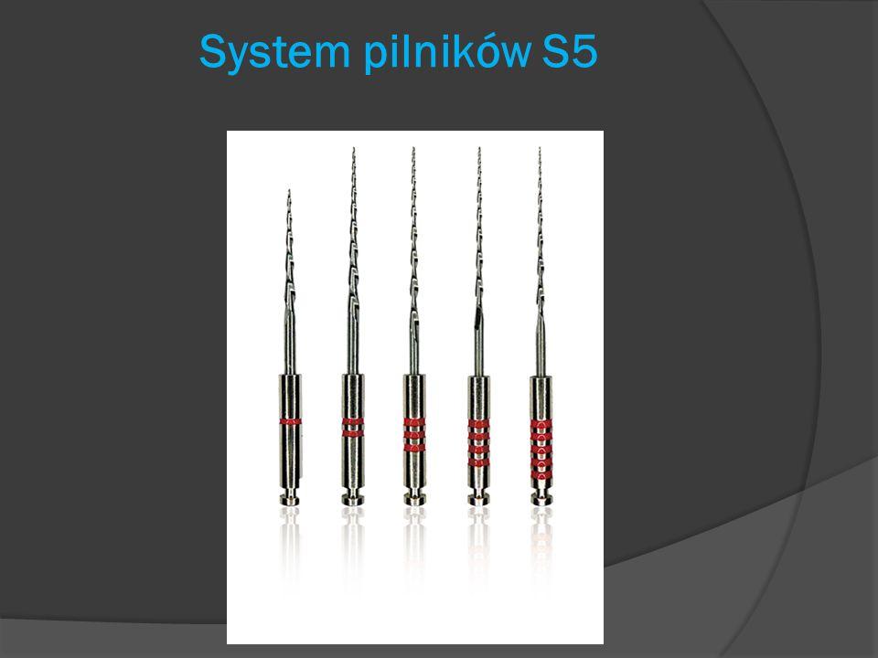 System pilników S5