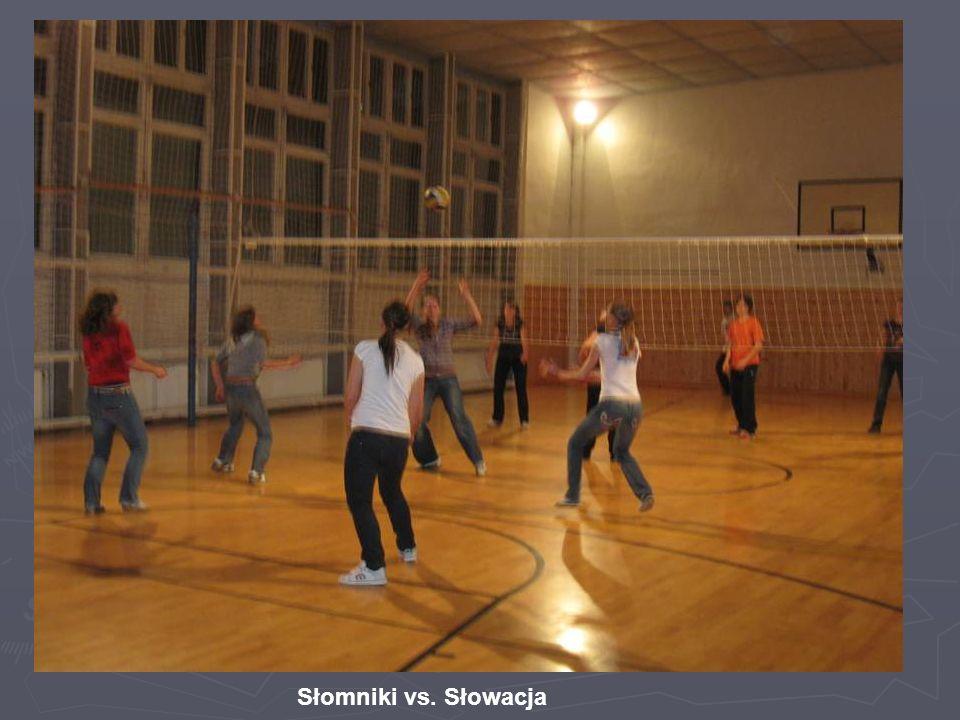 Słomniki vs. Słowacja