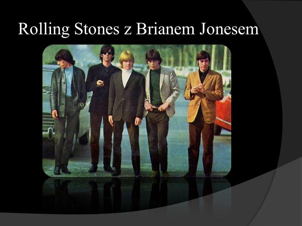 Rolling Stones z Brianem Jonesem