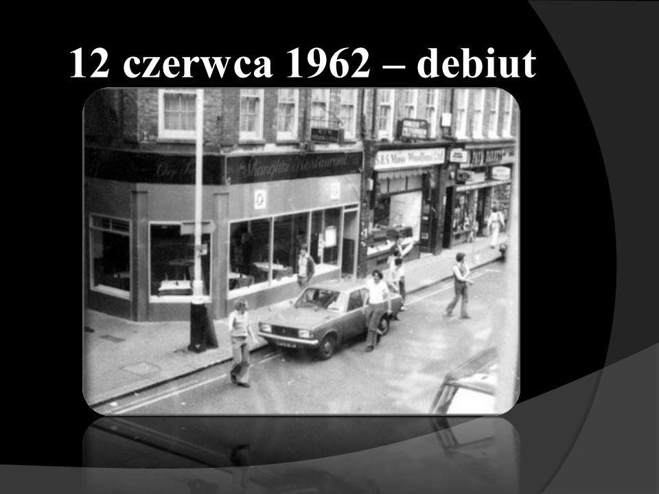 12 czerwca 1962 – debiut
