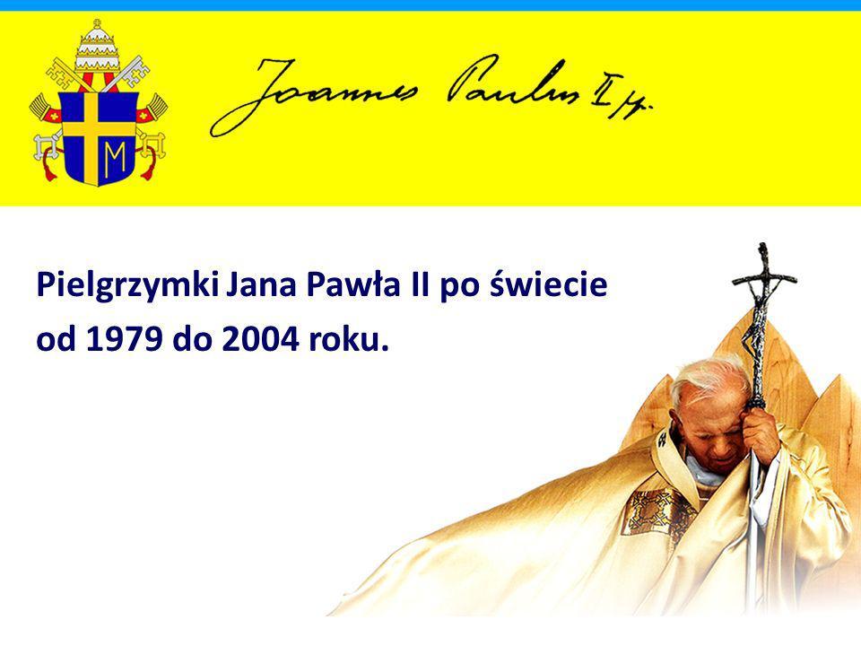 2004 103 podróż apostolska 5 – 6 czerwca – Szwajcaria 104 podróż apostolska 14 – 15 sierpnia – Francja