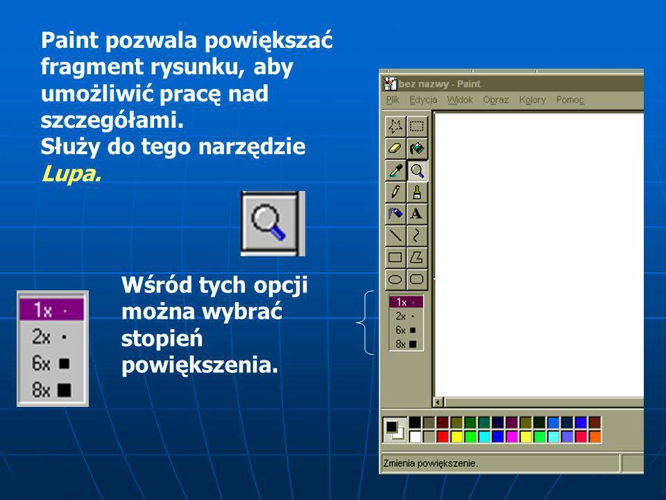 W przyborniku kliknij ten przycisk Aby utworzyć ramkę tekstową, przeciągnij wskaźnik ukośnie, aż do uzyskania żądanego rozmiaru. Na pasku narzędzi tek