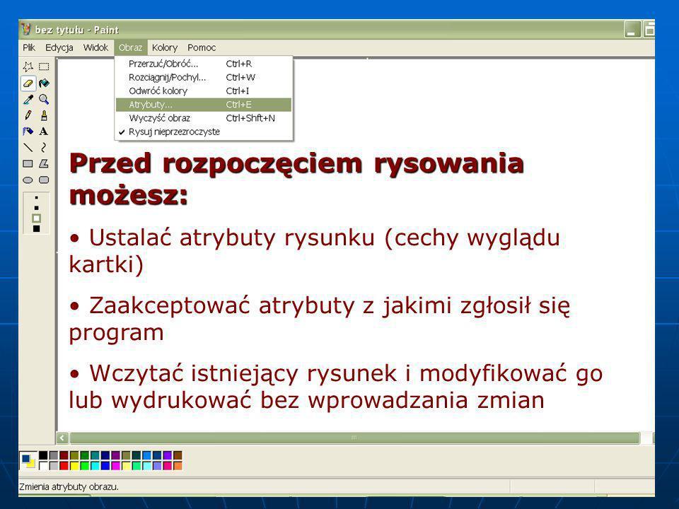 Tworzymy w nim i odczytujemy grafikę w formatach: BMP, JPEG, GIF, TIFF, PNG. Program ten jest standardowo instalowany z systemami Windows. Program Pai
