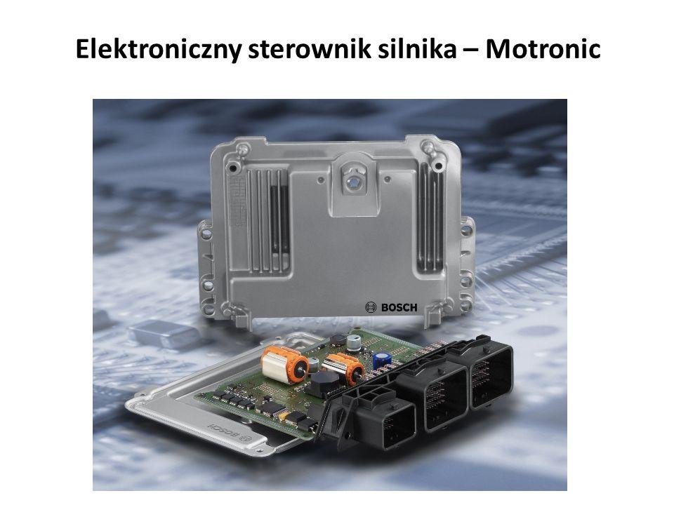 Elektroniczny sterownik silnika – Motronic