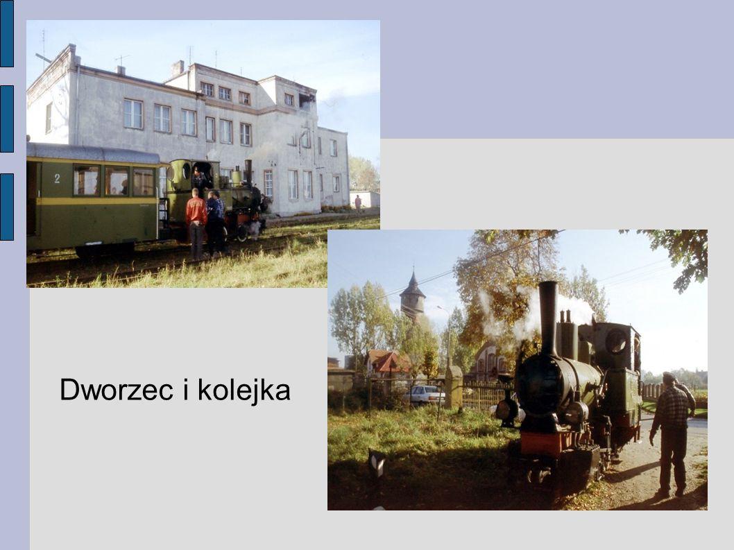 Dworzec i kolejka
