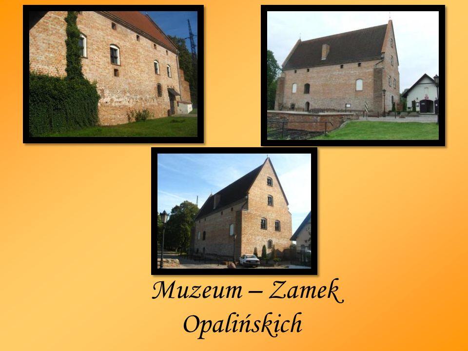 Muzeum – Zamek Opalińskich
