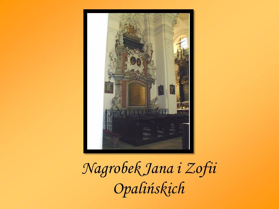 Nagrobek Jana i Zofii Opalińskich