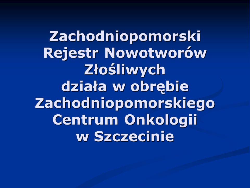 Ludność województwa zachodniopomorskiego stan na 31 grudnia 2004 r.