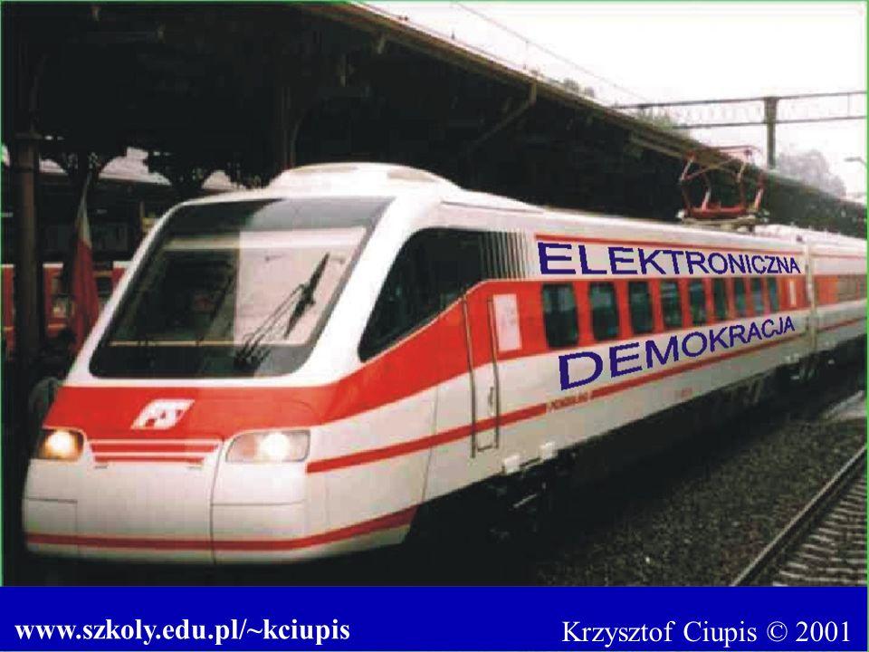 Krzysztof Ciupis © 2001 www.szkoly.edu.pl/~kciupis