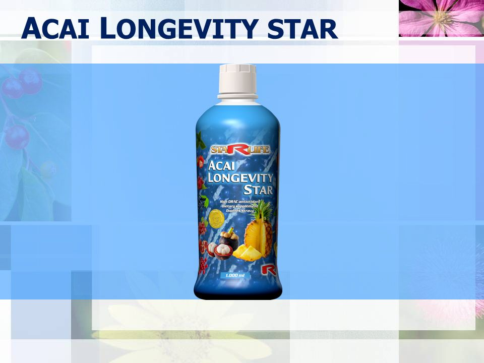 A CAI L ONGEVITY STAR