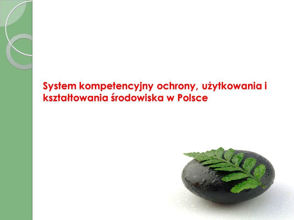 Prawne i administracyjne aspekty ochrony, kształtowania i użytkowania środowiska Niniejsza prezentacja powstała w ramach projektu Lokomotywa zrównoważ