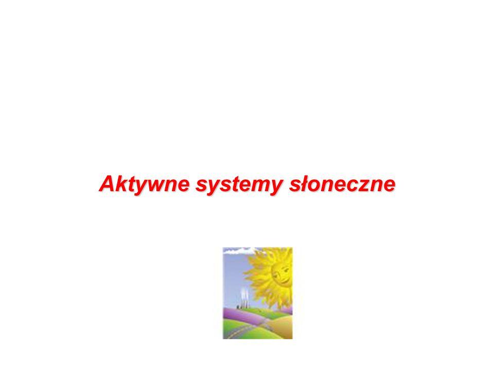 Aktywne systemy słoneczne