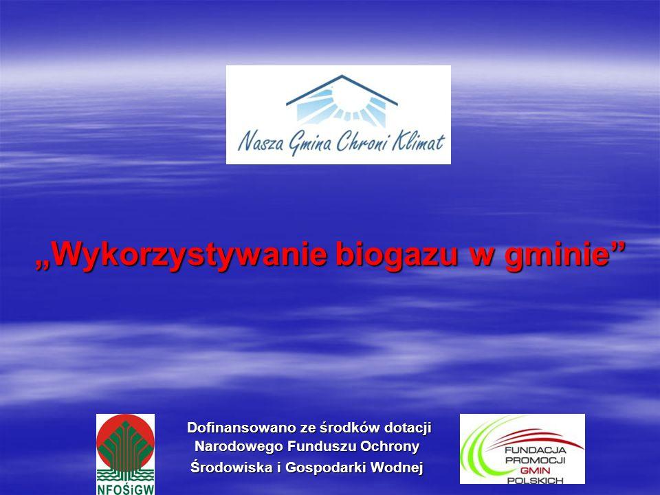 Świadectwa pochodzenia Jednym z ważniejszych instrumentów prawnych, wpływających na rozwój rynku biogazu jest ustawowy obowiązek zakupu energii elektrycznej z odnawialnych źródeł energii przez przedsiębiorstwa zajmujące się obrotem energią elektryczną i jej sprzedażą do odbiorców końcowych Jednym z ważniejszych instrumentów prawnych, wpływających na rozwój rynku biogazu jest ustawowy obowiązek zakupu energii elektrycznej z odnawialnych źródeł energii przez przedsiębiorstwa zajmujące się obrotem energią elektryczną i jej sprzedażą do odbiorców końcowych Na zyski z funkcjonowania biogazowni składa się, oprócz sprzedaży wygenerowanej energii, także sprzedaż tzw.