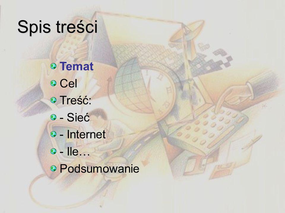 Projekt sieci komputerowej na 15 stanowisk Dla firmy Sarnex