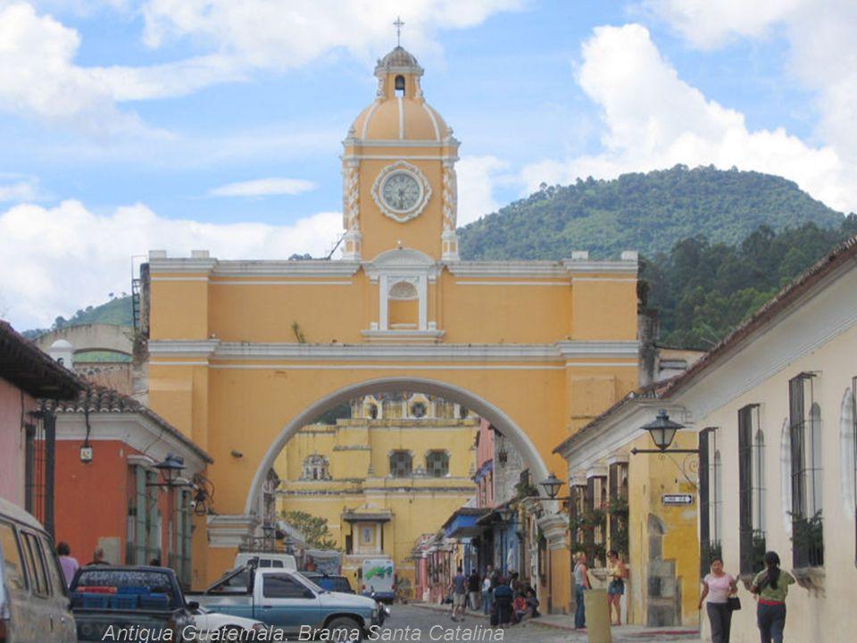 Antigua Guatemala, publiczna pralnia