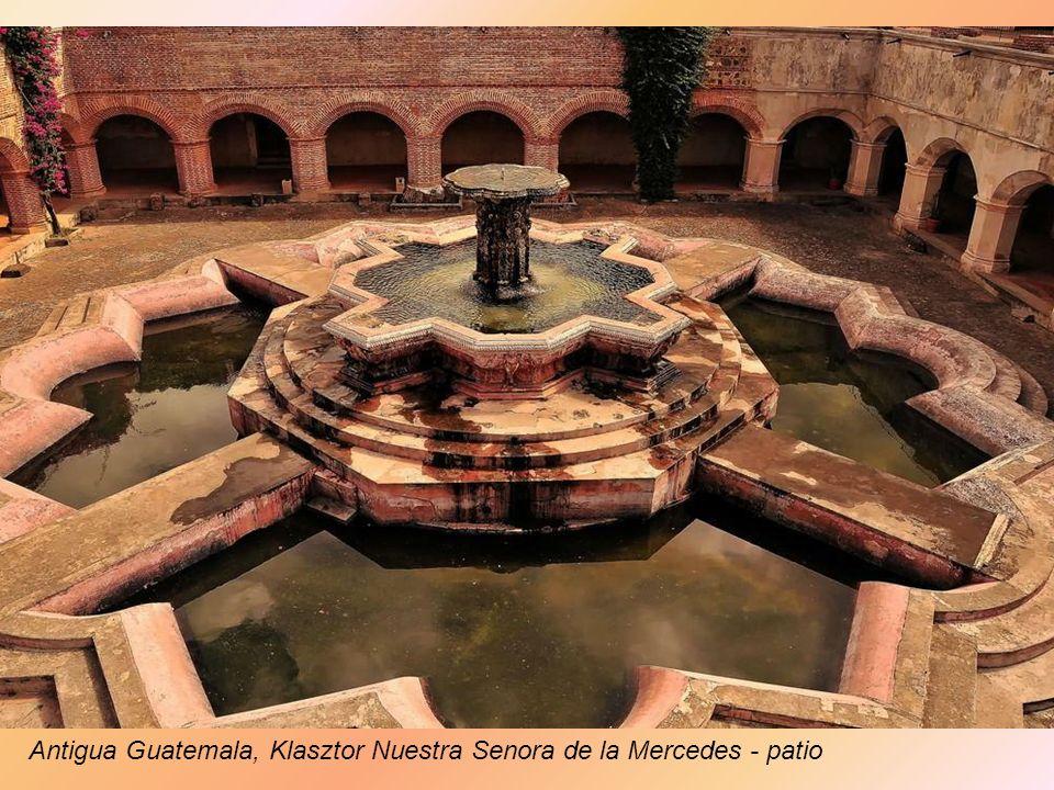Antigua Guatemala, Nuestra Senora de la Mercedes