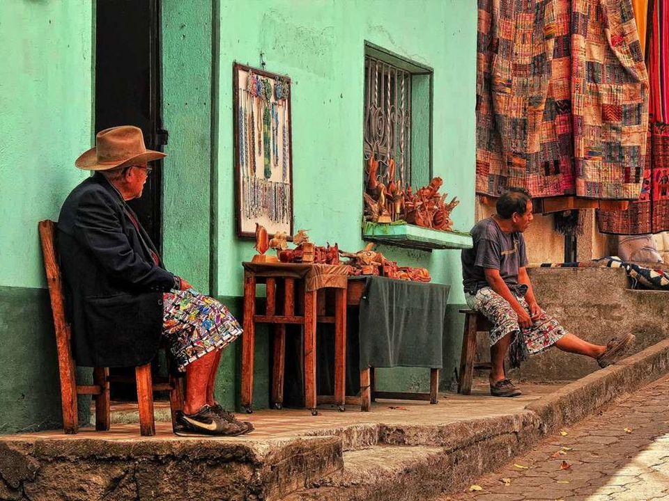 Santiago de Atitlán