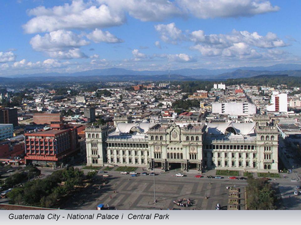 Gwatemala - miasto