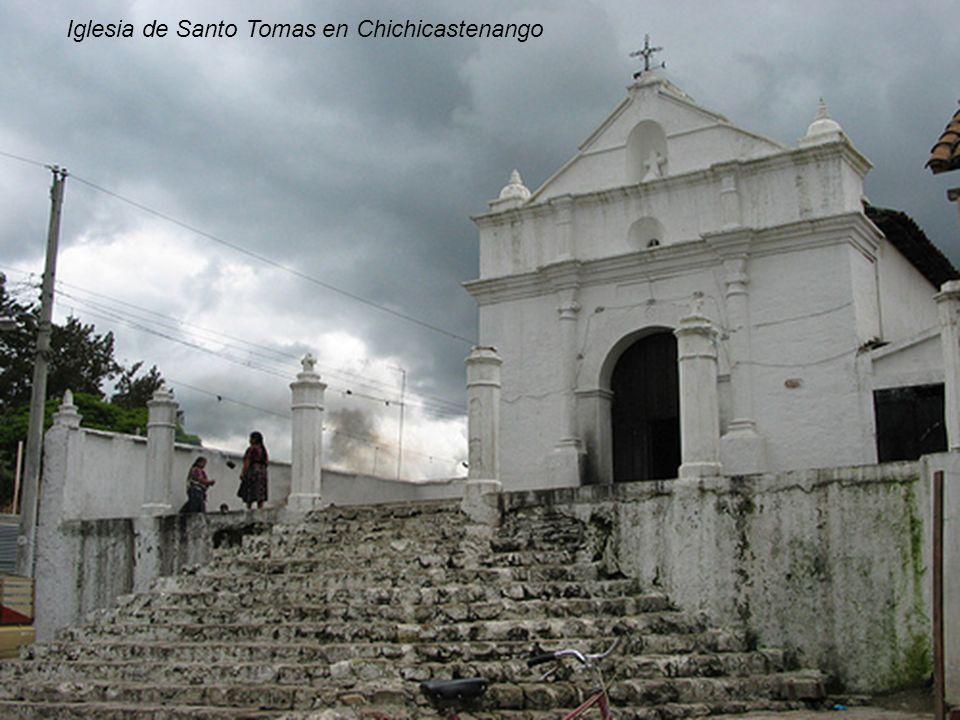 Chichicastenango (Santo Tomás Chichicastenango)