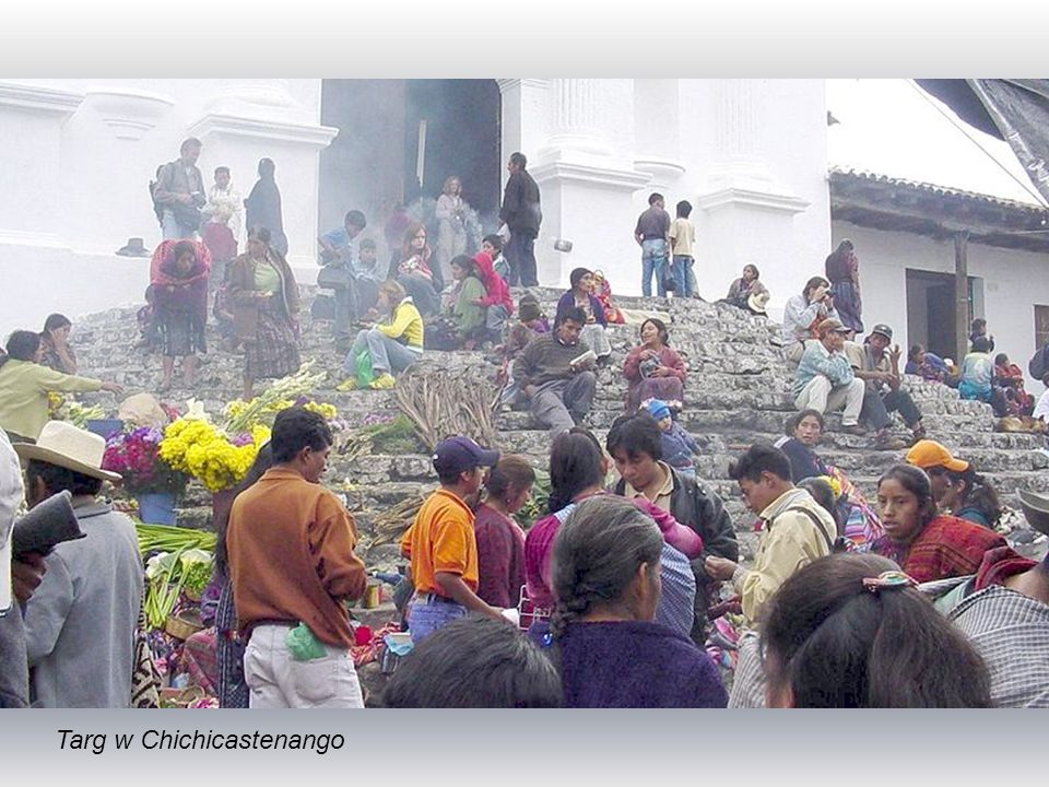 Targ w Chichicastenango