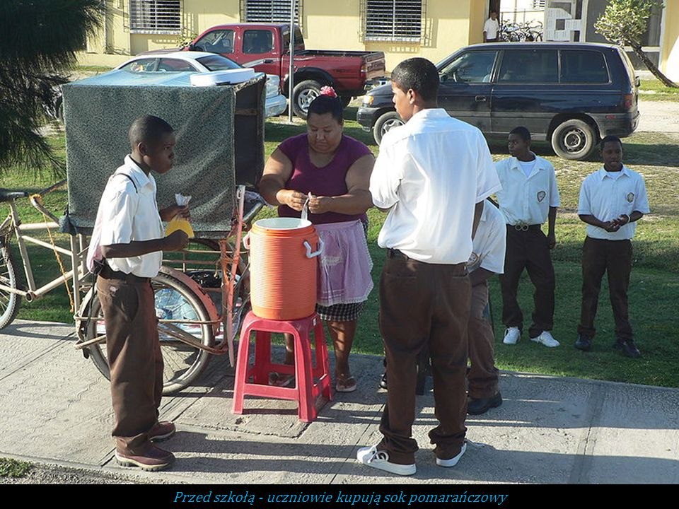 Szkoła katolicka w Belize City
