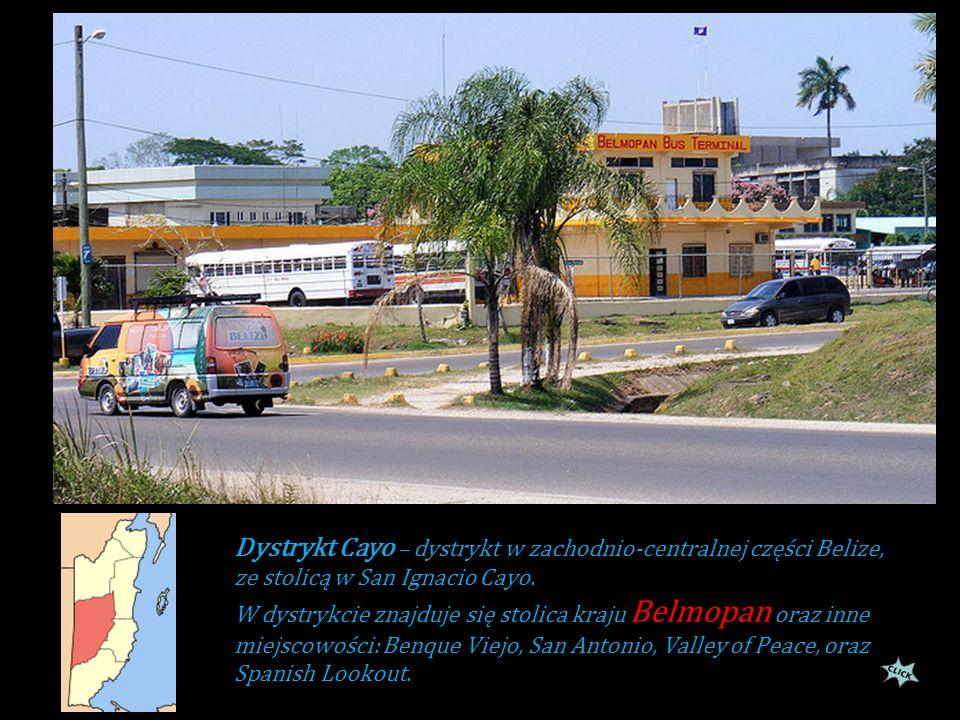 Belize City,latarnia morska z mauzoleum Blissa 9 marca mieszkańcy Belize obchodzą święto narodowe