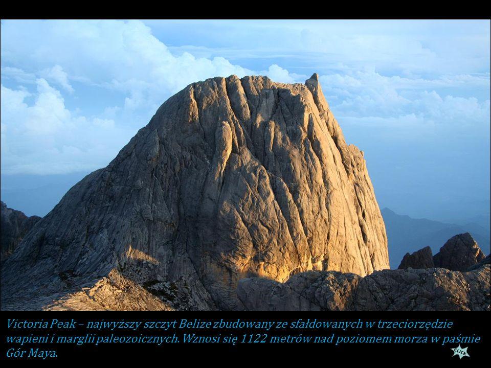 Góry Maya – zbudowane ze skał paleozoicznych (granity) i mezozoicznych (wapienie). Rozwinęły się tam też zjawiska krasowe.Są silnie pocięte dolinami r