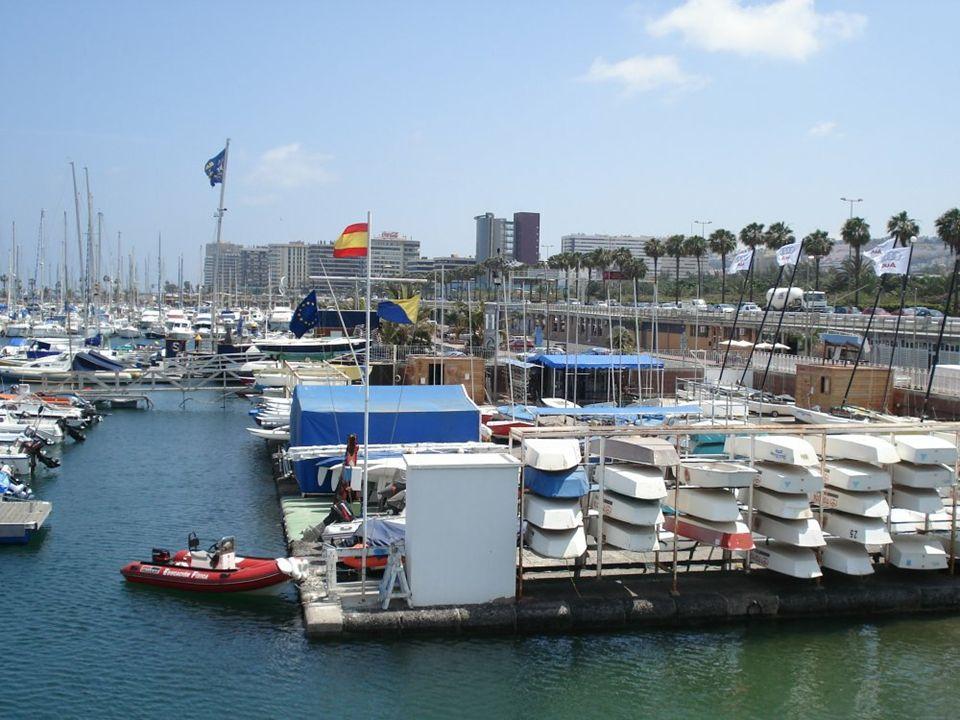 La Palma, Puerto de la Luz – port morski
