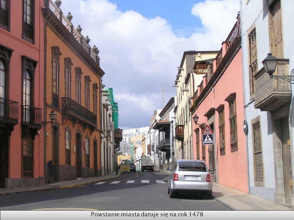Większość historycznych i kulturowych zabytków skupia się w najstarszej dzielnicy Las Palmas - Vegueta.