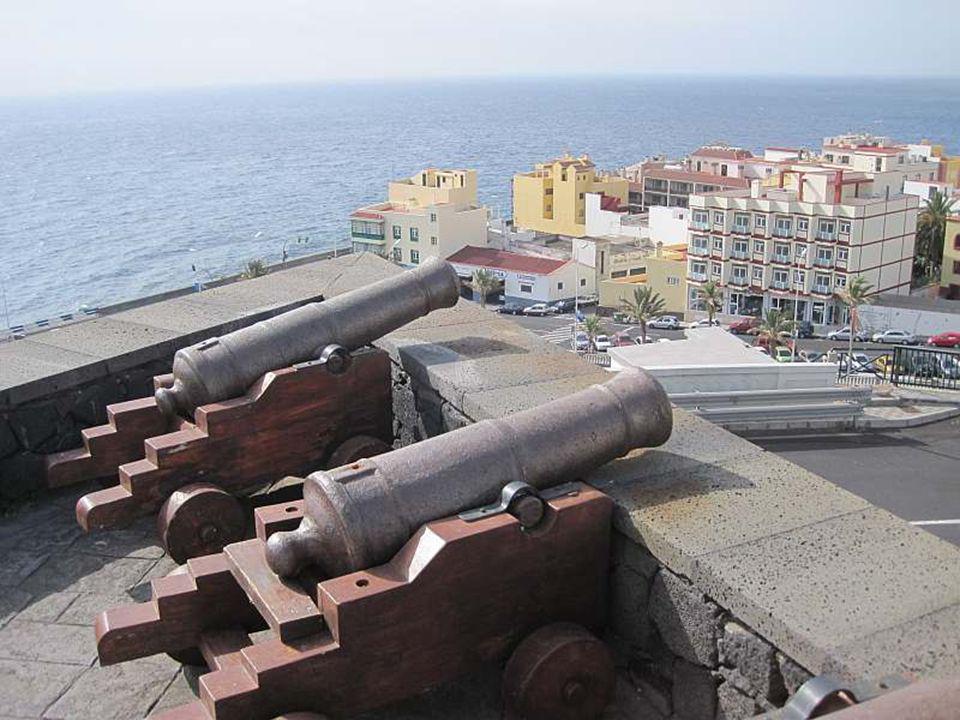Castillo de Santa Catalina z XVI/XVII w