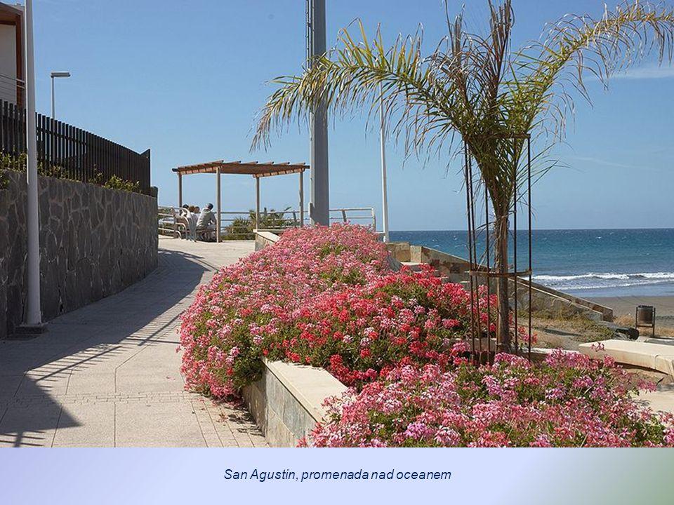 San Agustin, łowienie ryb