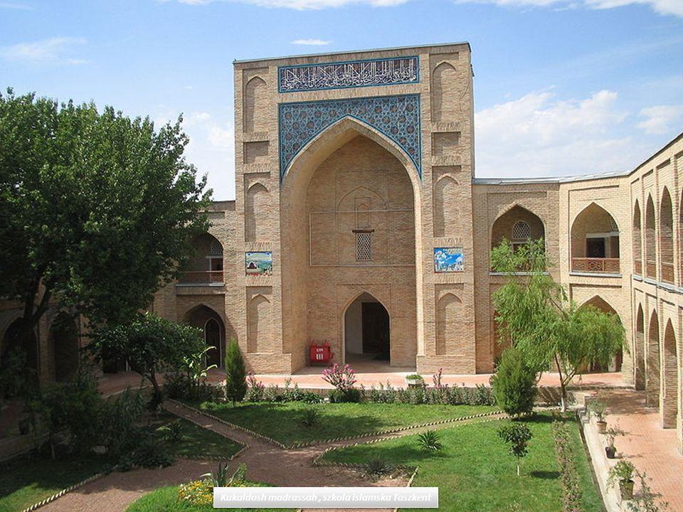 Kukaldosh madrassah, szkola islamska Taszkent