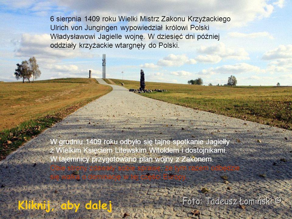 Foto i opracowanie: Tadeusz Łomiński Muzyka: Bogurodzica