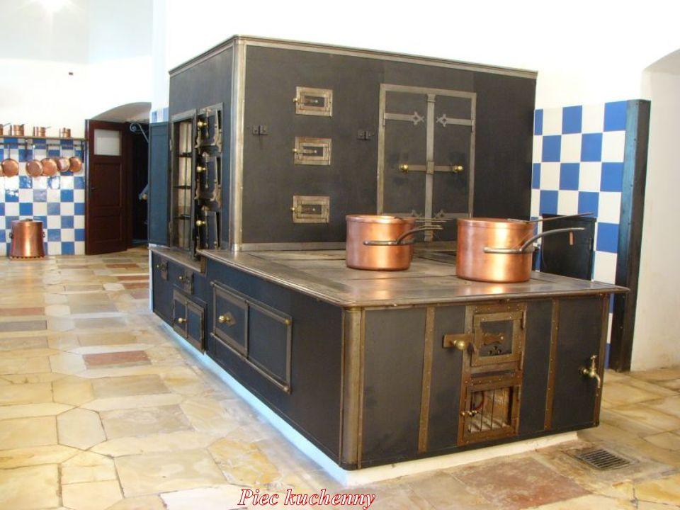 Pomieszczenie kuchenne do przygotowywania ciepłych posiłków