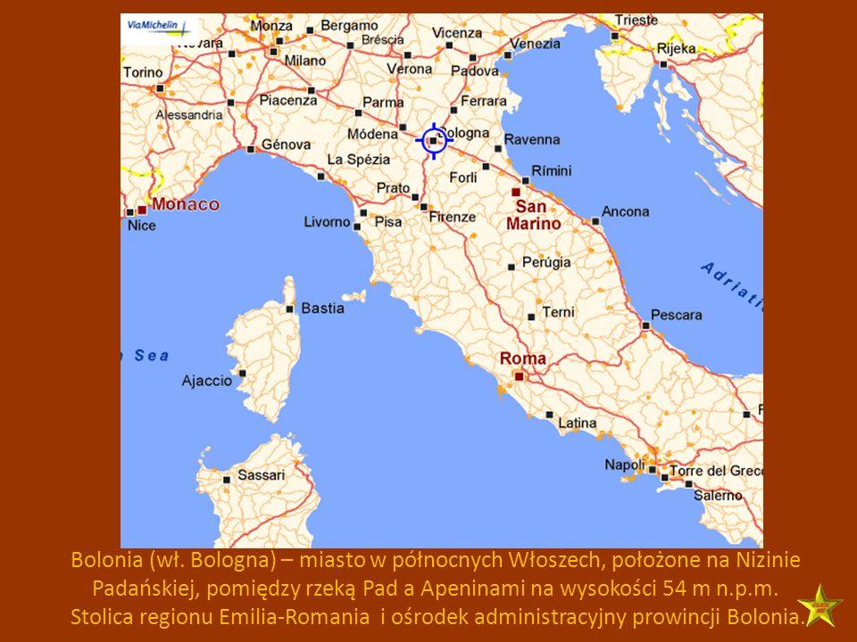 Uniwersytet, Wydział Lekarski Uniwersytet Boloński jest jednym z największych uniwersytetów we Włoszech.