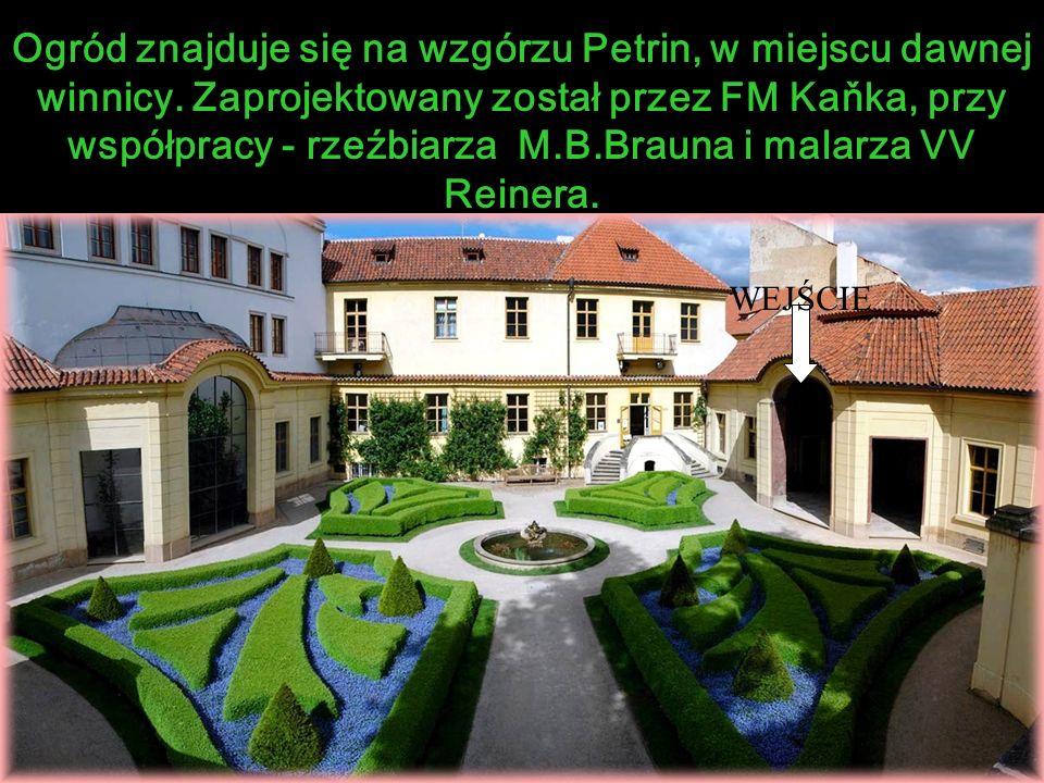 Ogród Wrtbowski (Vrtbovská zahrada) jest zabytkiem kultury pierwszej klasy, wpisanym na listę UNESCO Otwarty 3. 6. 1998 po kompleksowej odbudowie.