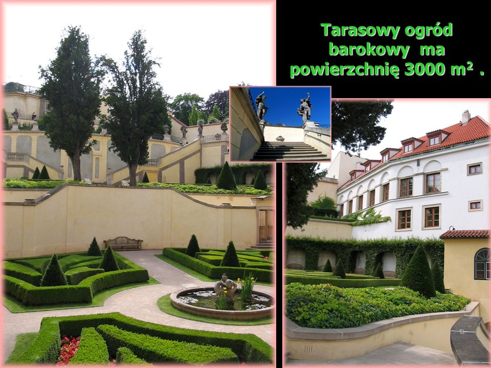 Powstał 1715 – 1720 dla hrabiego z Vrtby, najwyższego burgrabiego zamku praskiego.